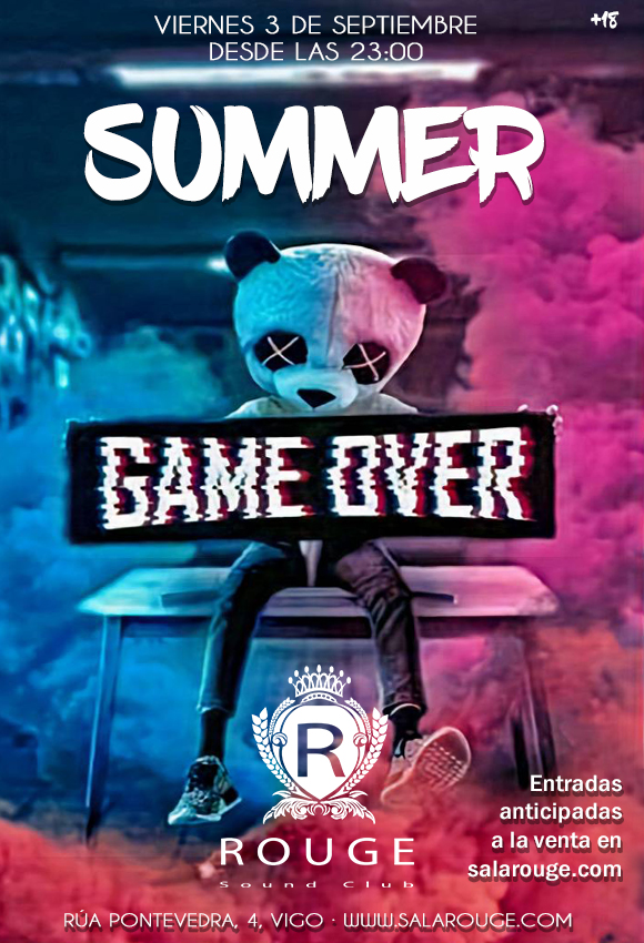 Summer Game Over
